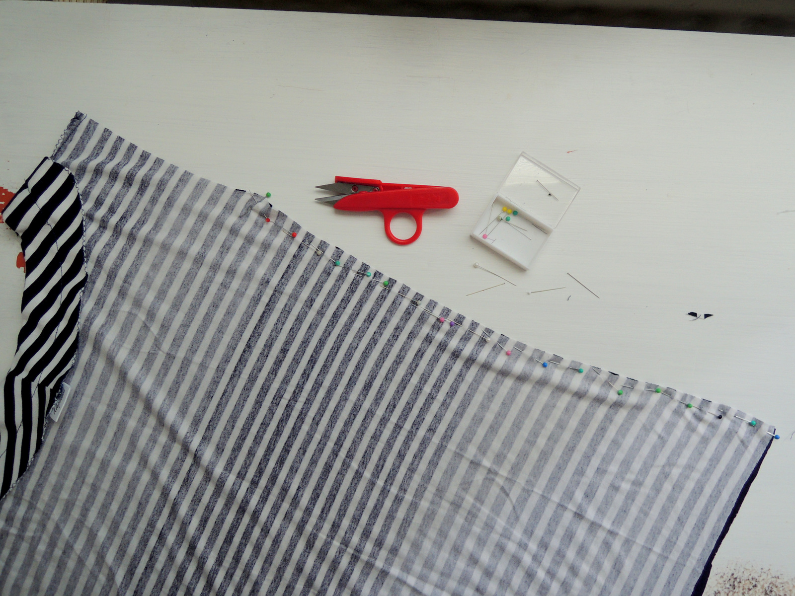 SIY: basic striped t-shirt