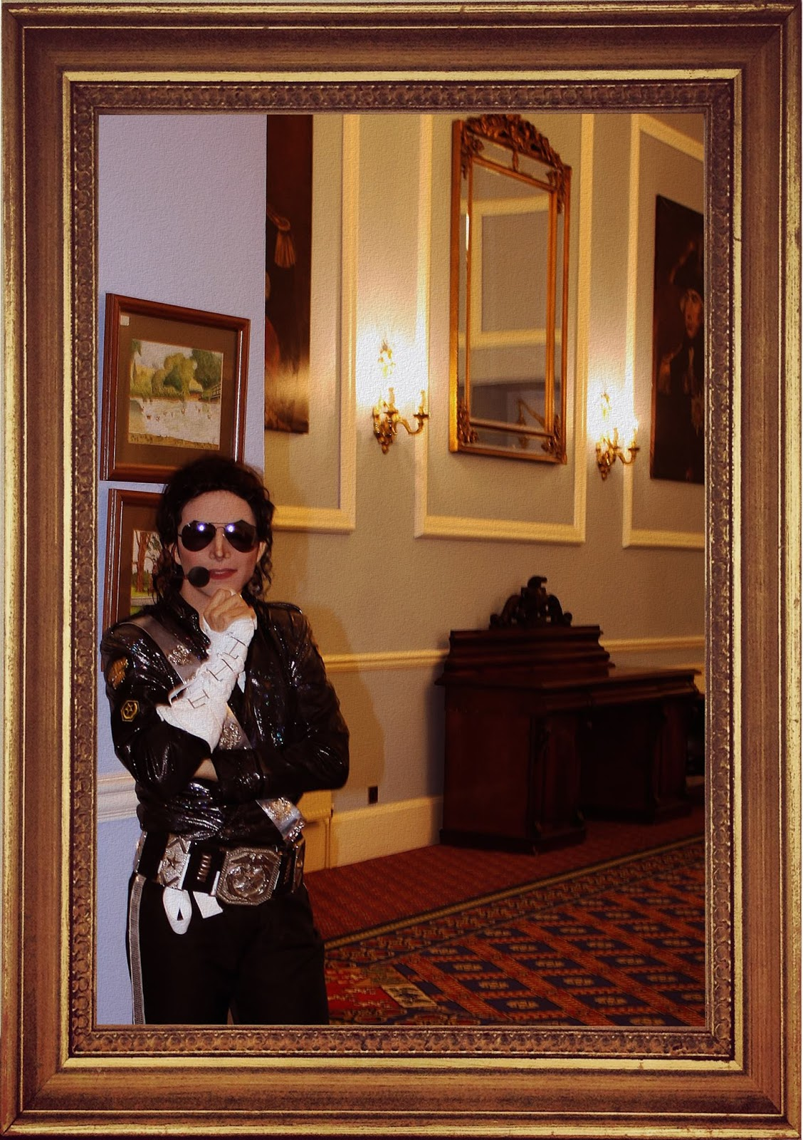 Delfim Miranda - Michael Jackson Tribute - Hotel - United Kingdom