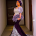 Caroline Danjuma's stunning look to Oritsefemi and Nabila's wedding