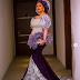 Caroline Danjuma's stunning look to Oritsefemi and Nabila's wedding