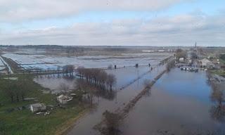 Distritos afectados por las inundaciones quieren la emergencia agropecuaria