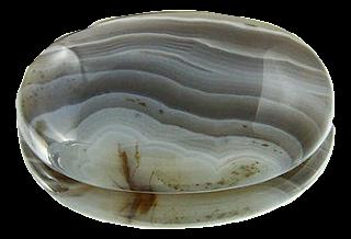 Ágata Botswana