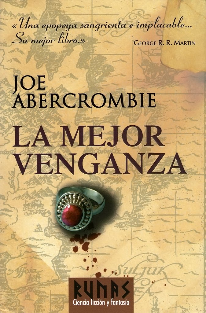 La Mejor Venganza, Joe Abercrombie