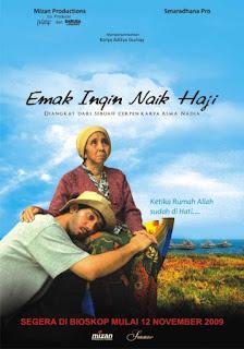 Emak Ingin Naik Haji Poster
