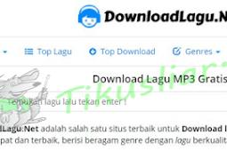Situs Download Lagu Terbaik dan Lengkap di Downloadlagu.net
