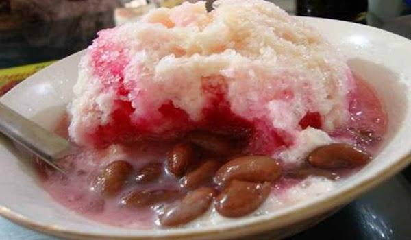 Es Kacang Merah Palembang, Salah satu Kuliner Asli Palembang