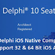D.P.F Delphi iOS Native Components v9.6.0