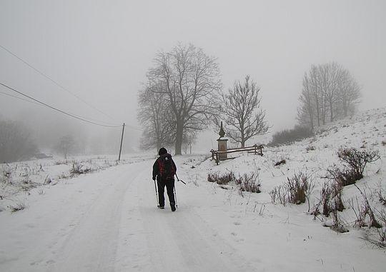 Droga przez Czarne.