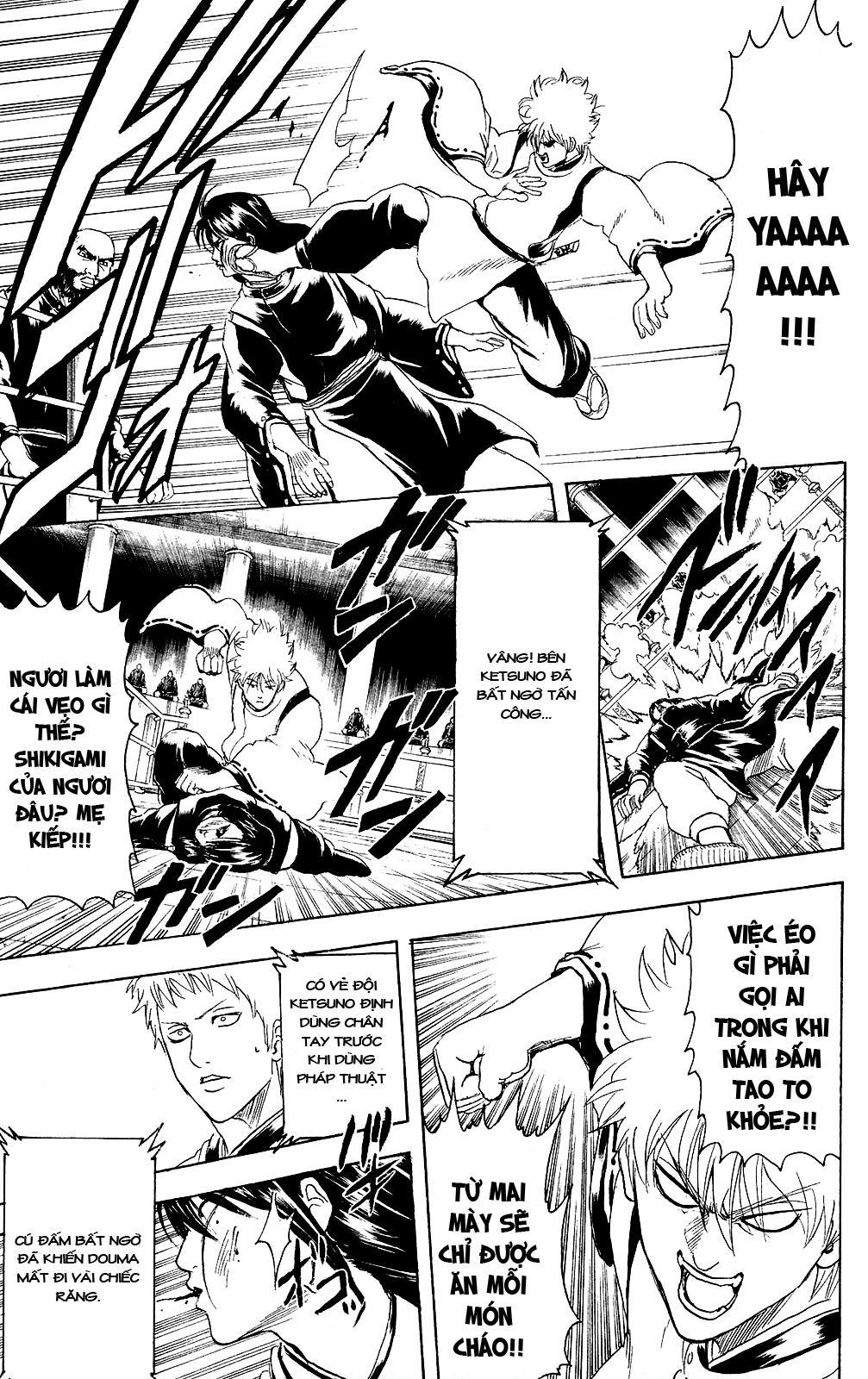 Gintama Chap 286 page 4 - Truyentranhaz.net