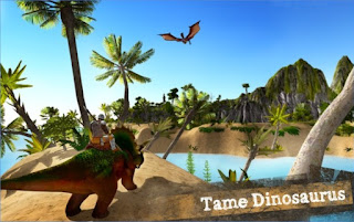 Games The Ark of Craft: Dinosaurs Apk