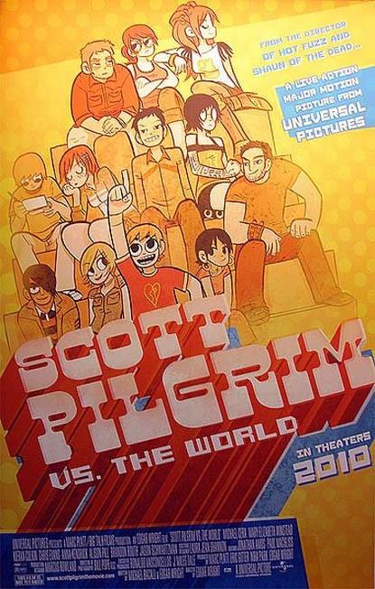 Scott Pillgrim vs the World