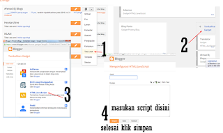 AhmadBj Blogs | memasang traffic alexa rank