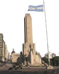Monumento a la bandera en Rosario