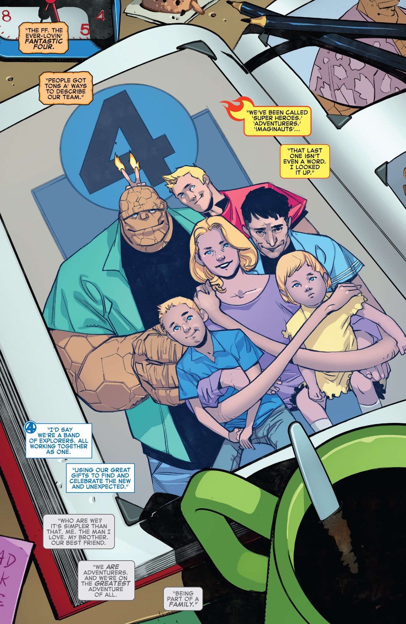 Fantastic Four (2018) #1 #16 - English 5