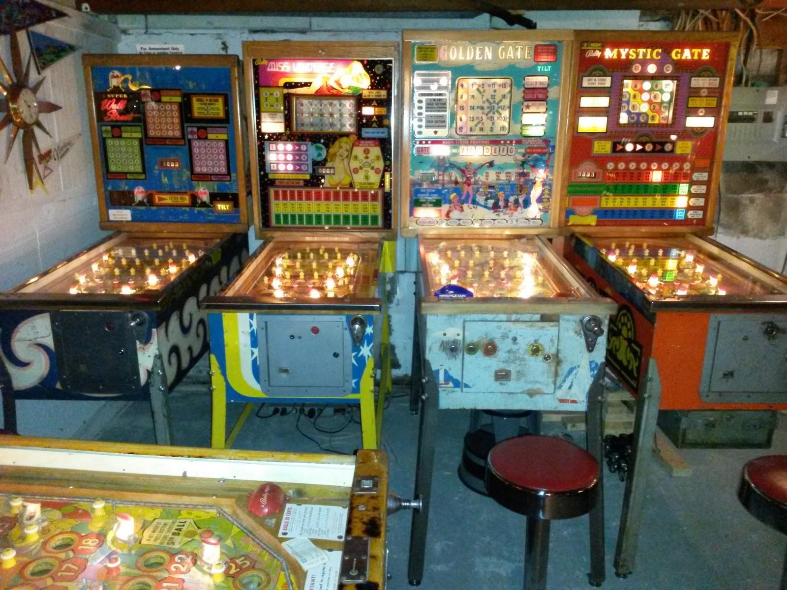 Chasing Bugs Pindude152 S Em Pinball And Bingo Repair