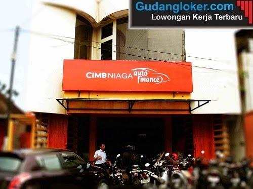 Lowongan Kerja PT CIMB Niaga Auto Finance