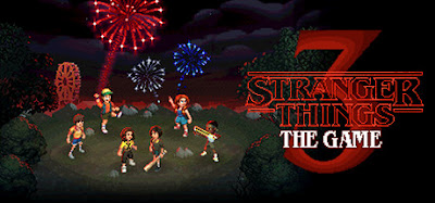 Stranger Things 3: The Game Apk + OBB for Android