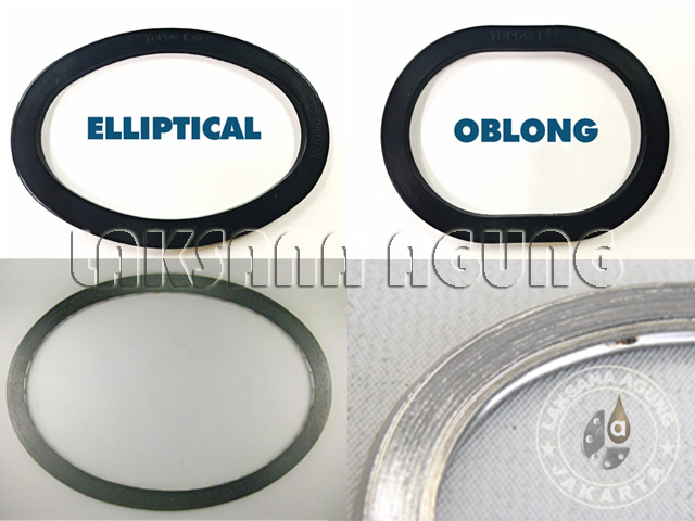 JUAL GASKET BOILER MODEL ELLIPTICAL/OVAL SHAPE DAN OBLONG
