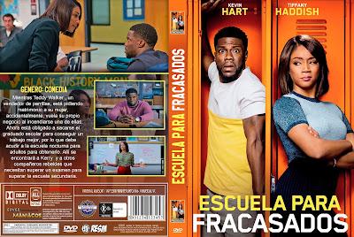 CARATULA - ESCUELA PARA FRACASADOS - NIGHT SCHOOL - 2018