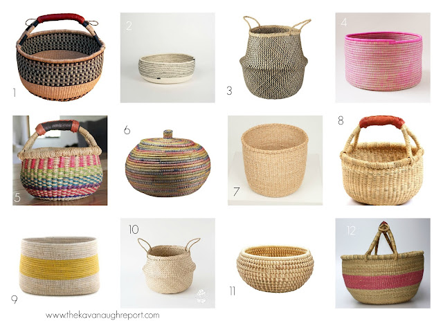 Beautiful and organized environments call to a child, the right storage container can make the difference. Woven baskets can be a great option for Montessori homes.