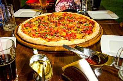 tipos de pizzaria