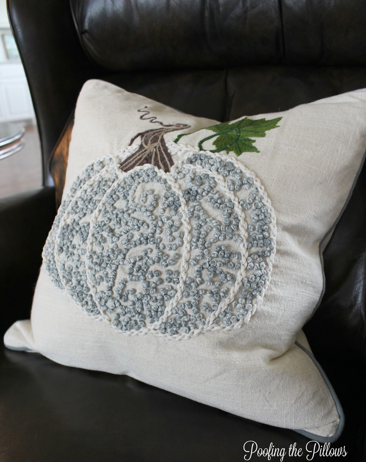fall pillows, quick and easy fall decor ideas