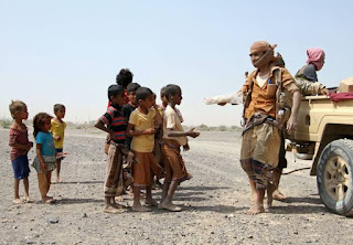 Around 20 million Yemenis are food insecure due to ongoing conflict