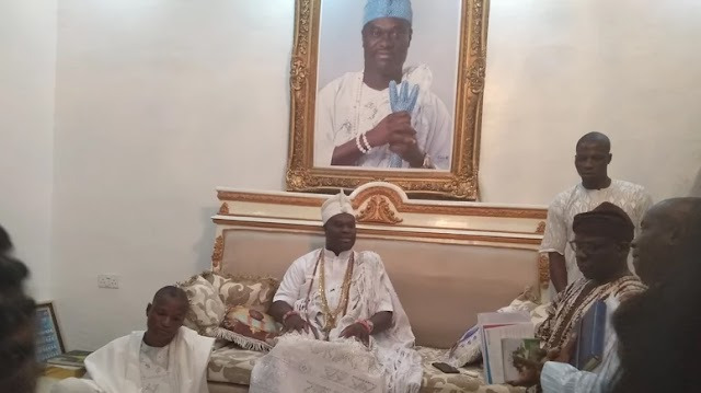 Without Ifa's existence, there would not have been Google, says Ooni of Ife
