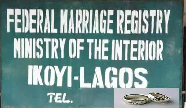 Why Women Need Marriage Certificate – Registrar