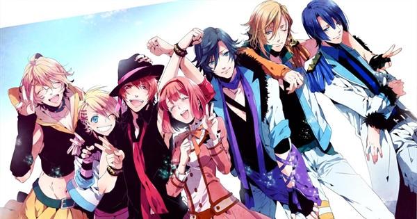 5 15 Anime Reverse Harem Terbaik