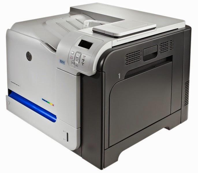 Download Driver Printer HP LaserJet Enterprise 500 M551DN