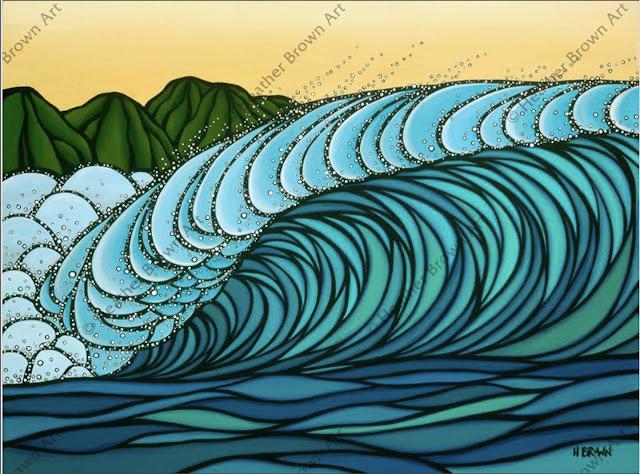 popular surf art masters class