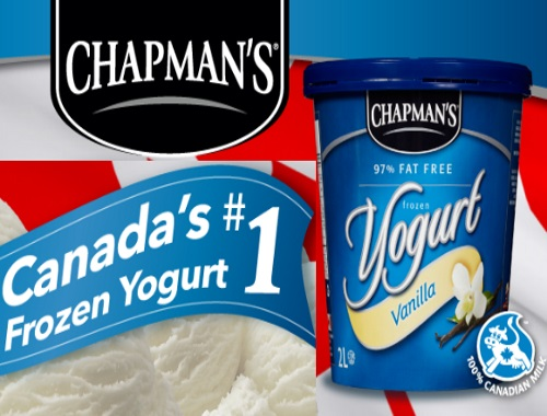 Chapmans Ice Cream 2017 Coupon Request