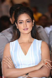 Shanvi Looks super cute in Small Mini Dress at IIFA Utsavam Awards press meet 27th March 2017 70.JPG