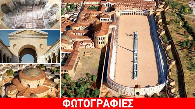 Έτσι ήταν η Θεσσαλονίκη της Ρωμανιάς στην Ελληνορωμαϊκή εποχή πριν την διαλύσουν οι Οβριοί!