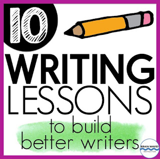 Develop students' skills in writing