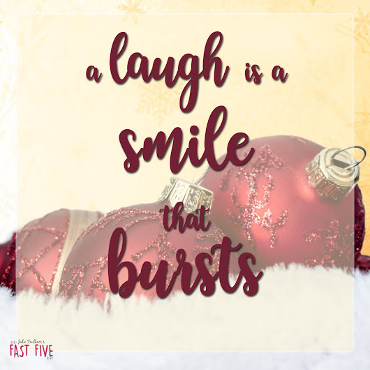 Laughing All the Way Secondary Christmas Blog Hop