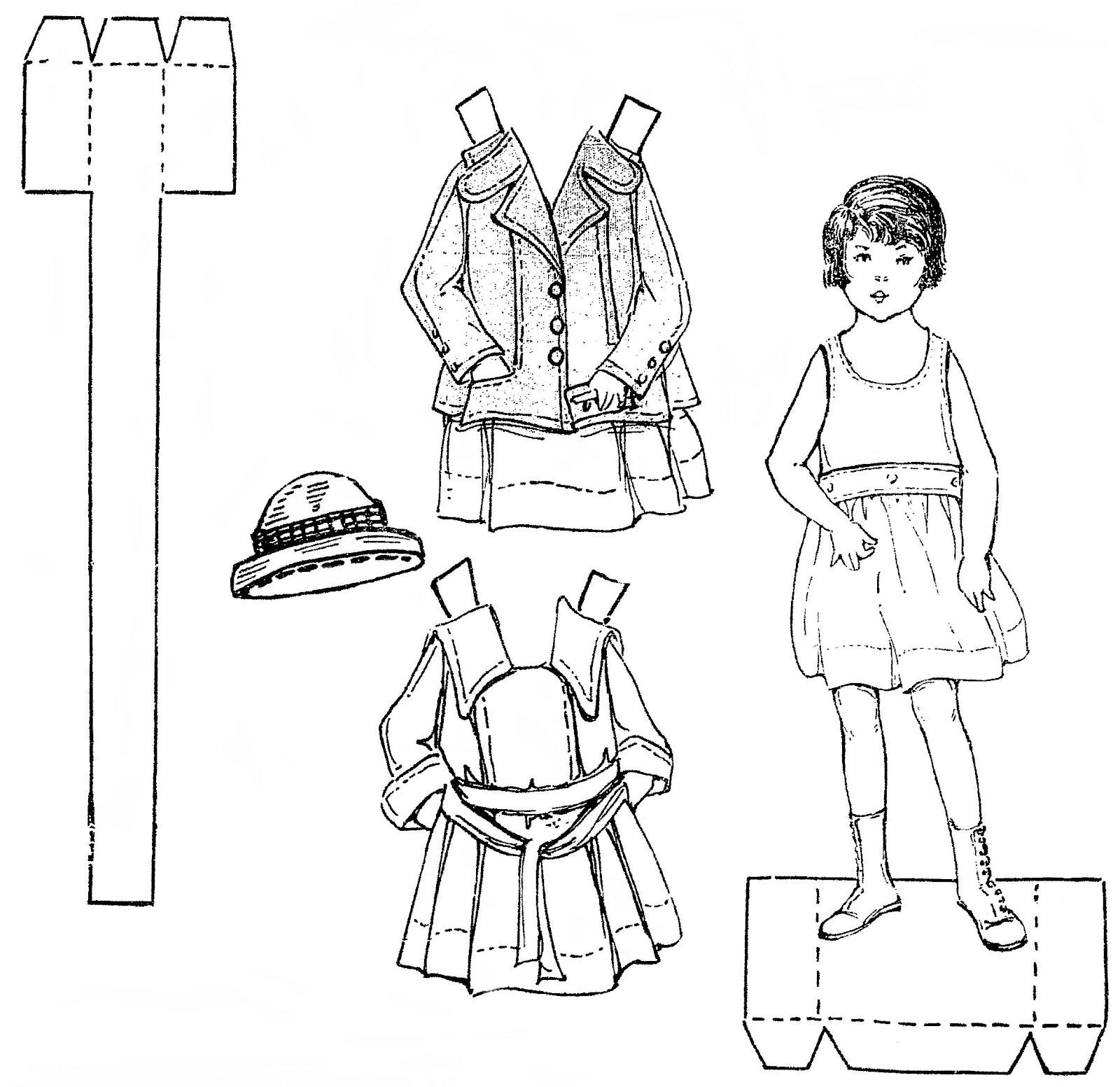 Mostly Paper Dolls: April 2012