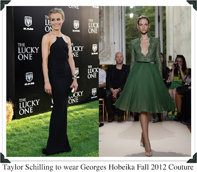 If I Was A Stylist: September 2012Taylor Schilling Argo