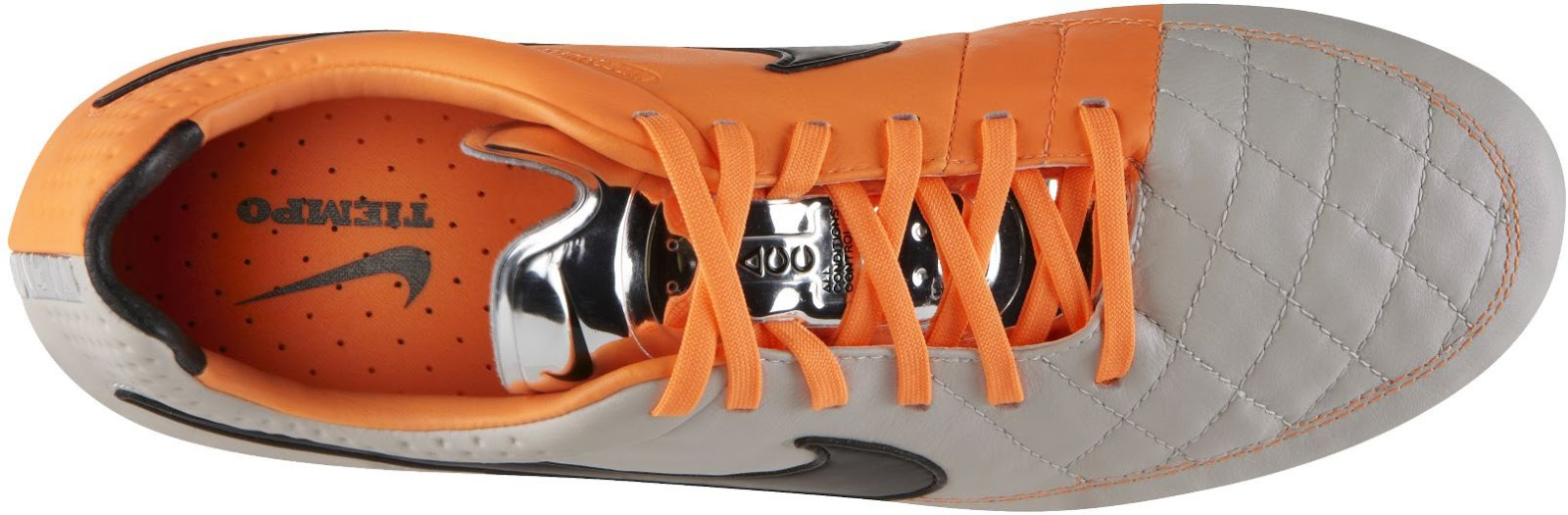 sports shoes 3c366 5e7ec australia nike tiempo legend silver orange 87109 653cc