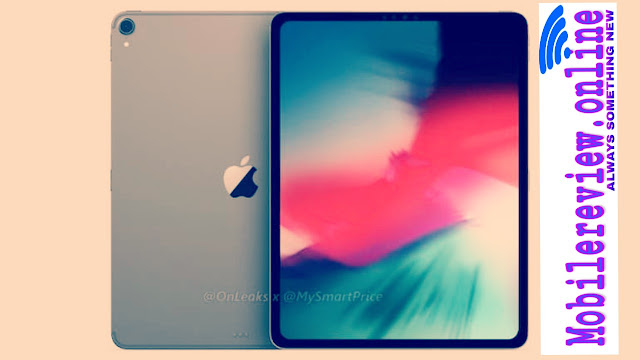 Apple i-pad pro (mobilereview.online)