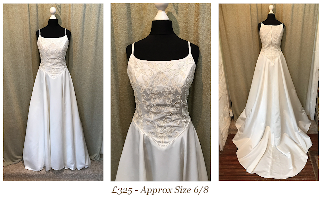Traditional Vintage Wedding Dress