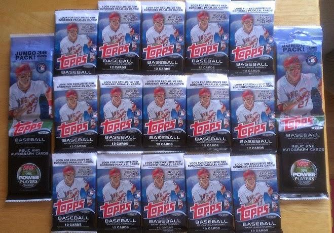 Bdj610s Topps Baseball Card Blog If Youre Wonderingi
