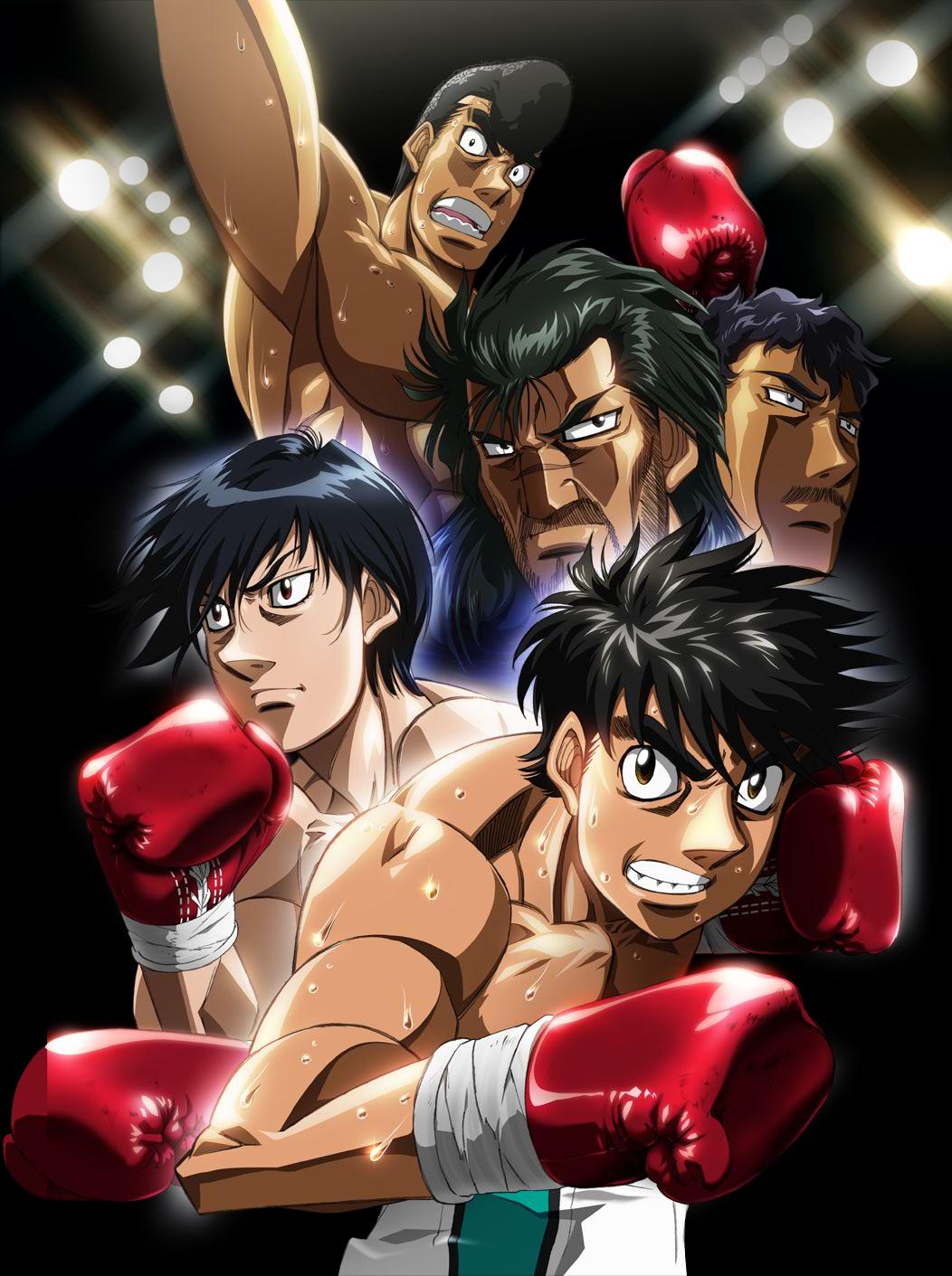 Hajime no Ippo: New Challenger |26/26| |Sub. Español| |Mega|
