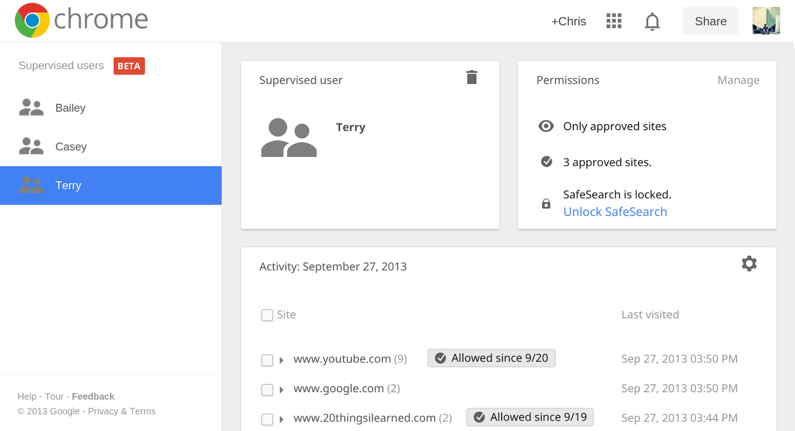 Google Chrome Blog: Everyone can now track down noisy tabs