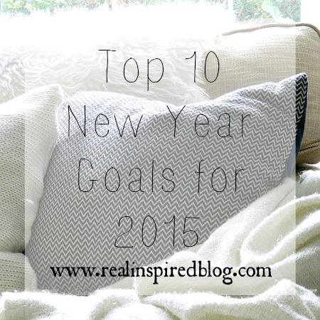 January Review {2015} New Year Goals for 2015; should you make goals or resolutions?