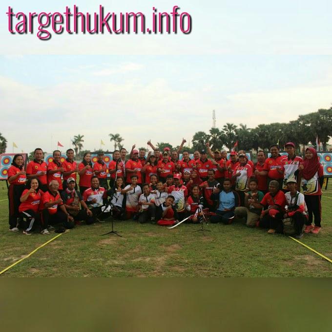 Pembukaan Lomba Panahan Tingkat Jawa Tengah Dibuka Oleh Bupati Pati Distadion Joyokusumo