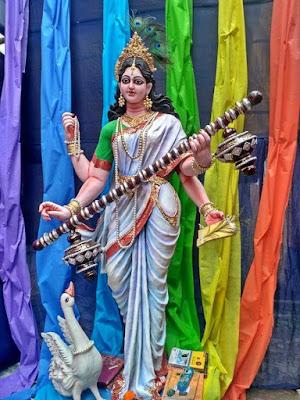2024 Saraswati Puja Date & Time