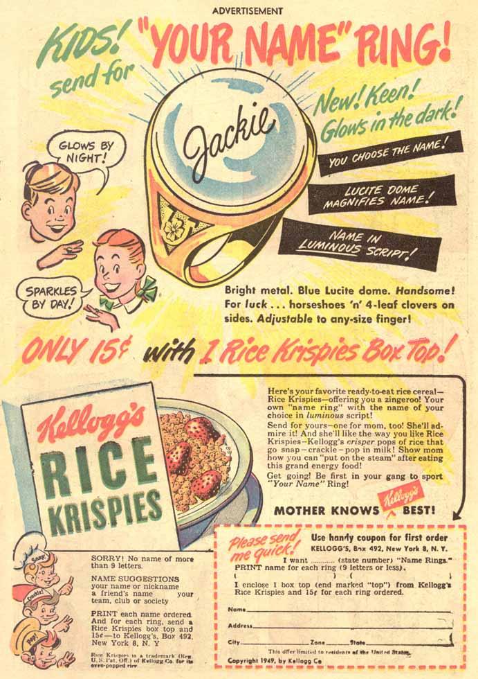Read online Detective Comics (1937) comic -  Issue #147 - 21