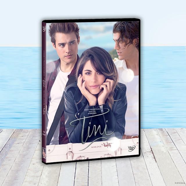 """Film """"Tini: Nowe życie Violetty"""" na DVD oraz konkurs!"""